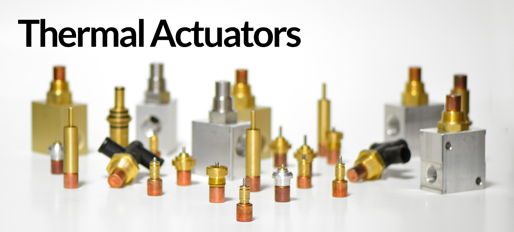 Thermal Actuators and Thermostatic Products